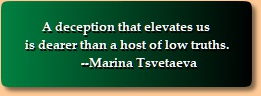 Marina Tsvetaeva quotation